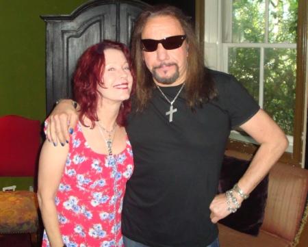Pamela and Ace