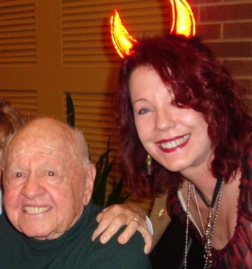 Photo of Cassandra Peterson  & her Father  Dale Peterson